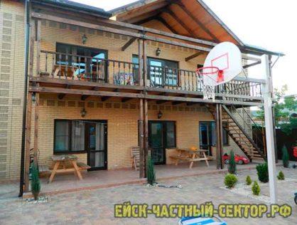 Гостевой дом №7 – 4х местный номер