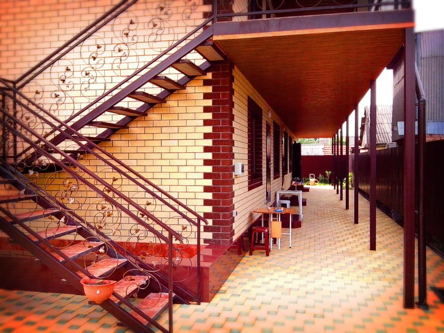 3. Лестница, 2-й корпус