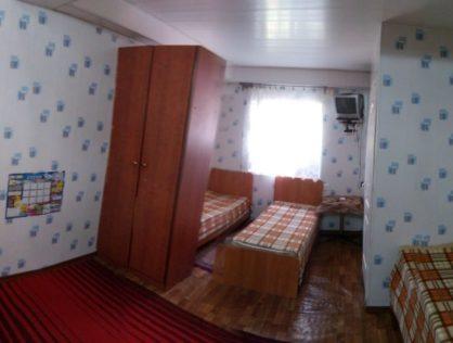 Гостевой дом №16 – 5ти местный номер