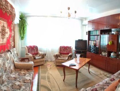 Эконом класс №30 – Дом на 6_8 чел. [хороший эконом, своя кухня, 3 комнаты]