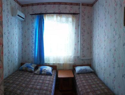 Гостиница №2 – 3х местный номер