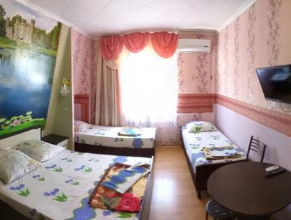 Гостевой дом №36 – 4х местный номер